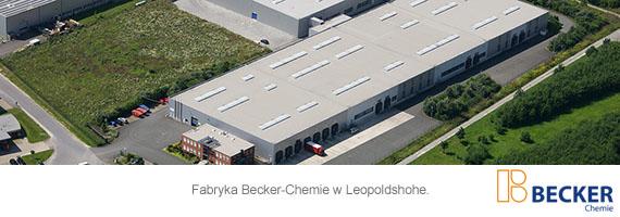 Fabryka Becker-Chemie w Leopoldshohe.