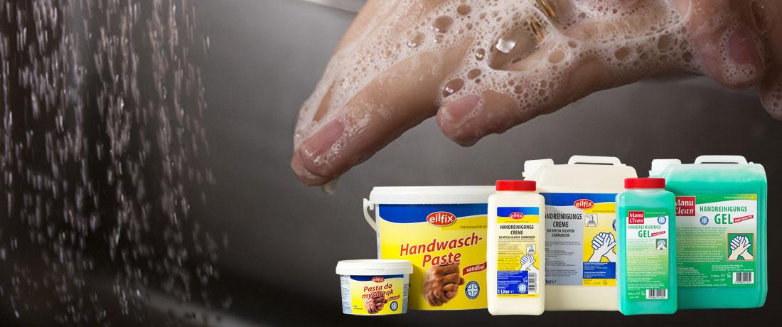 EILFIX® Pasty do mycia rąk