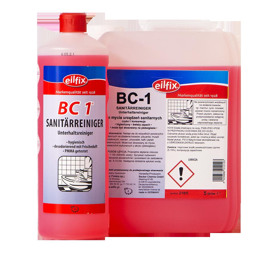 BC-1 Sanitärreiniger (kwaśny) Image