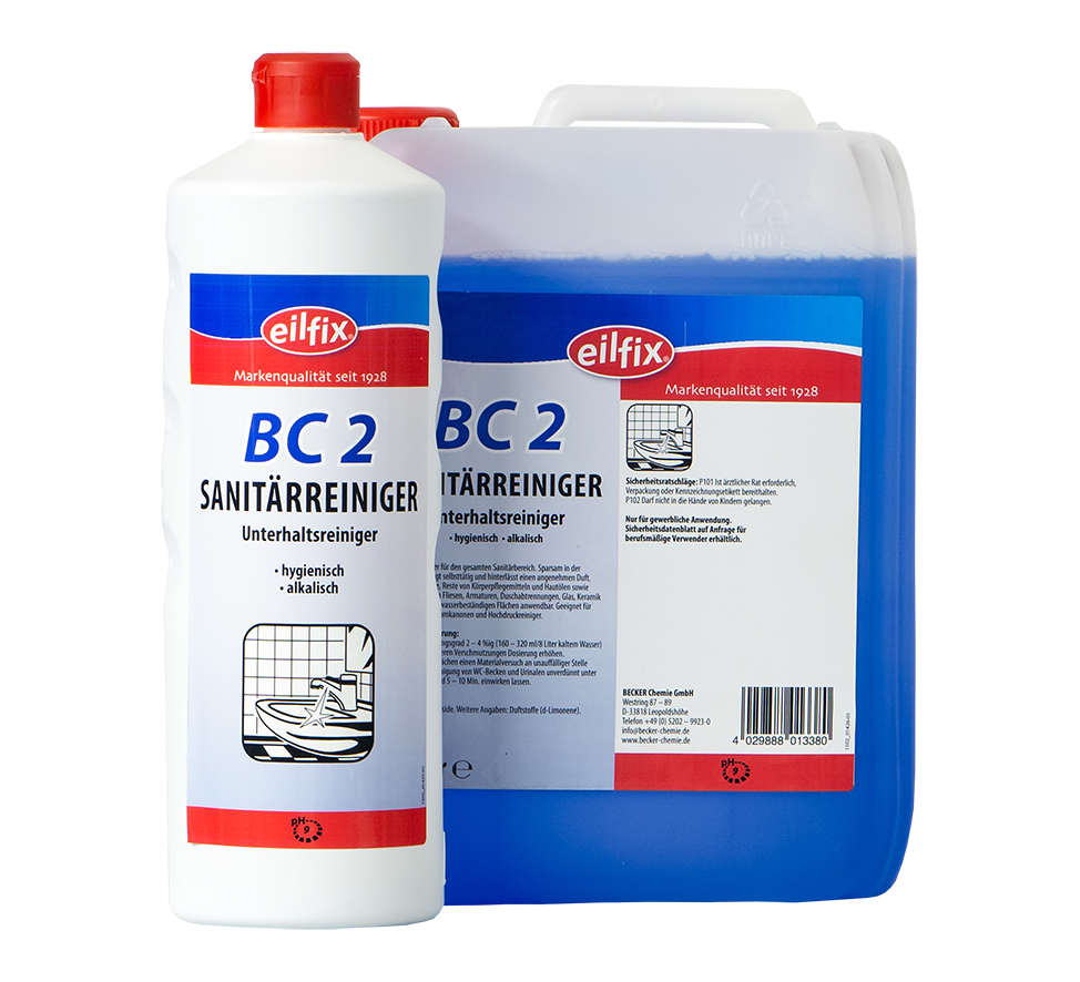 BC-2 Sanitärreiniger (zasadowy) Image