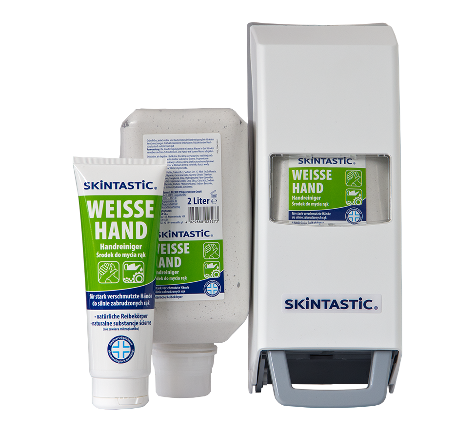 SKINTASTIC WEISSE HAND Image