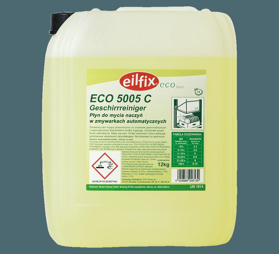 ECO 5005 C Geschirrreiniger Image