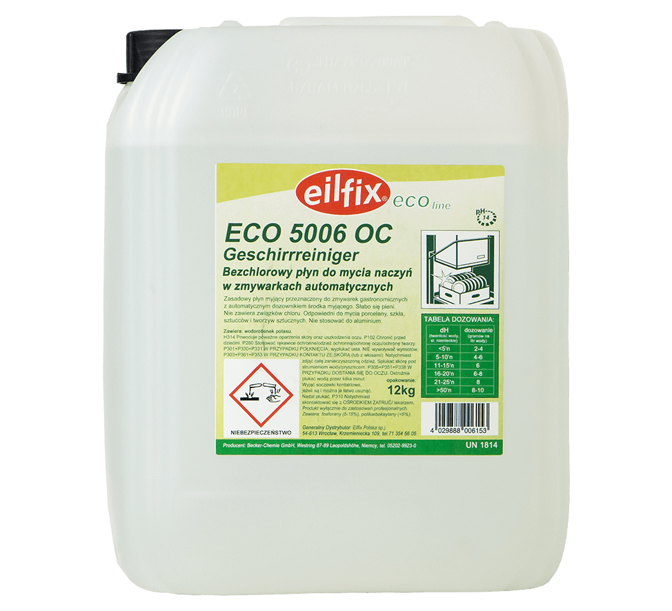 ECO 5006 OC Geschirrreiniger Image