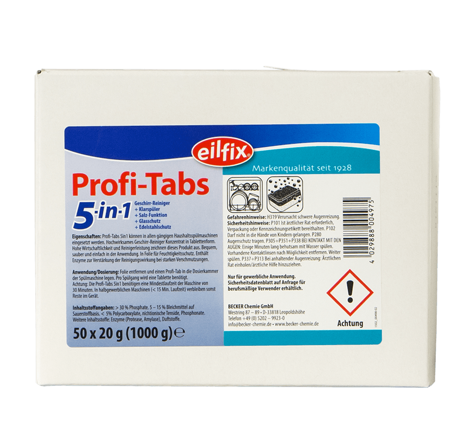 PROFI-TABS 5in1 Image