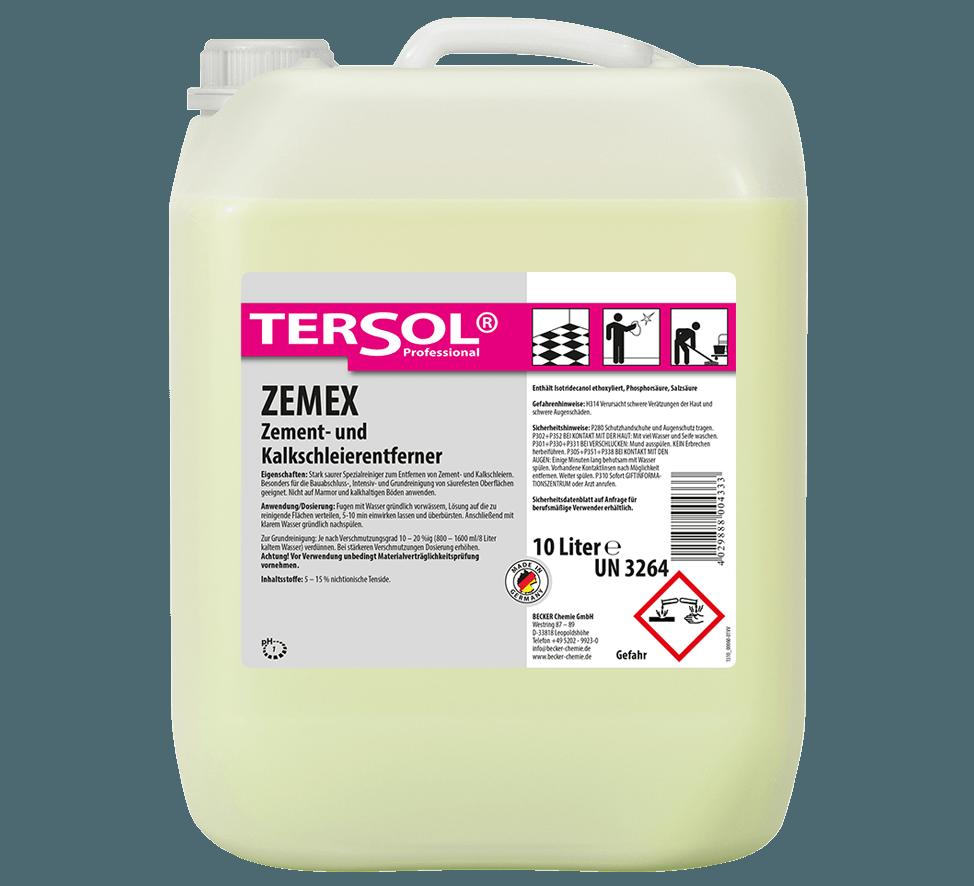 TERSOL ZEMEX 10L Image