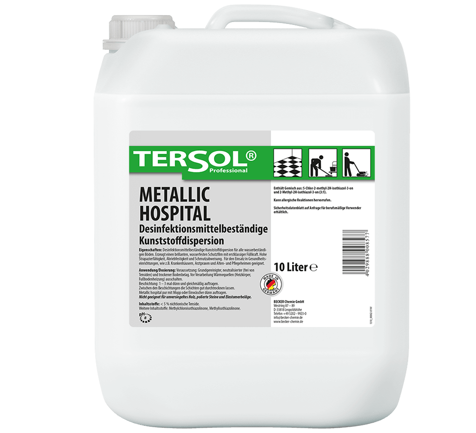 TERSOL METALLIC HOSPITAL Image